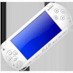 Psp, White Icon