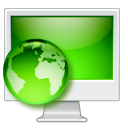 Imac, Web Icon