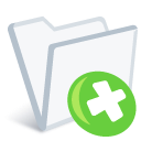 Add, Ifolder Icon