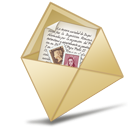 Mail, Sent Icon