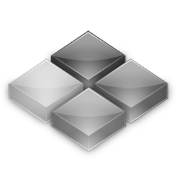 Apple, By, Xp Icon