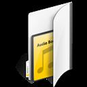 Audiobooks, Folder Icon