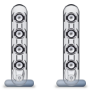 +, Harman, Ii, Kardon, Only, Soundsticks, Speakers Icon
