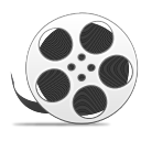 Copy, Film, Reel, With Icon