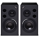 Active, Alesis, m, Mk, Speakers Icon