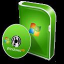 Box, Disc, Family, Winxp Icon