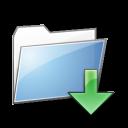 Down, Folde, r Icon