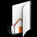 Folder, Home Icon