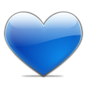 Blue, Copy, Favorites Icon