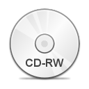 Cd, Copy, Rw Icon