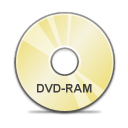 Copy, Dvd, Ram Icon