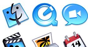 iComic Applications Icons