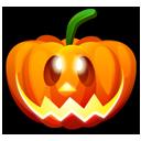 Halloween, Happy Icon