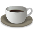 Coffee, Time Icon