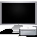 Cinema, Display, Mini, Off+Mac Icon