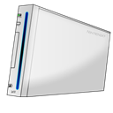 Icon, Light, No, Side, View, Wii Icon