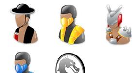 Mortal Kombat Icons