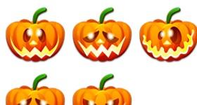 Halloween Emoticons