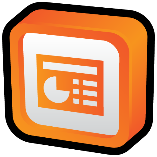ms powerpoint icon download free icons