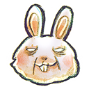 g, Rabbit Icon