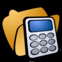 Folder, Math Icon