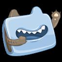 Folder, Opened Icon