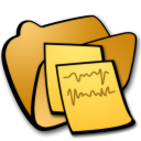 Folder, Stickies Icon