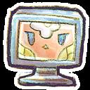 g, Wallpaper Icon