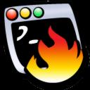 Hot, Terminal Icon