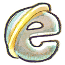 g, Ie, Web Icon
