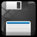 , 1', Drive, Floppy Icon
