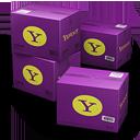 Shipping, Yahoo Icon