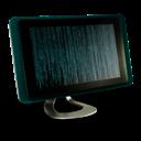 ., Computer, Matrix Icon