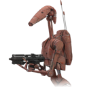Battle, Droid Icon