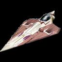 Jedi, Starfighter Icon