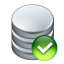 Apply, Data Icon