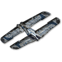 Federation, Landing, Ship, Trade Icon