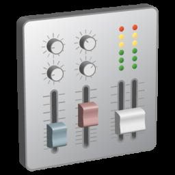 Mixer, Sound Icon