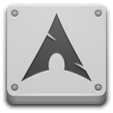 Arch, Here, Start Icon