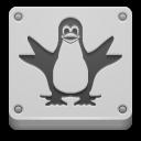 Here, Knoppix, Start Icon