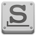Here, Slackware, Start Icon