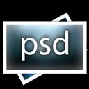 Filetype, Psd, Px Icon