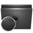 Folder, My, Px, Videos Icon