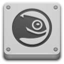 Here, Start, Suse Icon