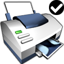 Default, Icon, Printer Icon
