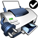 Default, Icon, Network, Printer Icon