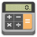 Accessories, Calculator Icon