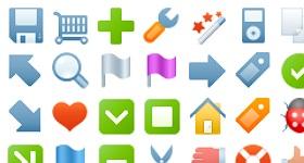 Blueberry Basic Icons