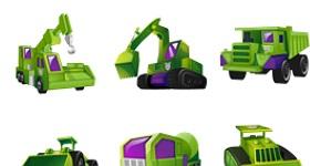 Transformer Construction Icons