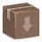 Box, Download, Inventory Icon